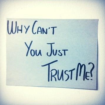 Trust Me Lyrics